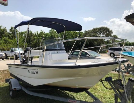 2006 15' Boston Whaler Montauk